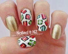 Nailed It NZ: Christmas #nail #nails #nailart