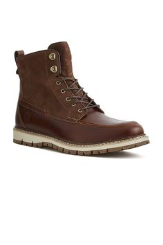 Britton Hill Waterproof Moc Toe Boot - Timberland - Boots : JackThreads