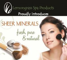 Lemongrass Spa Natural, Handmade Products and Home Business Opportunity: Why Sheer Minerals Makeup?
