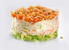 Seafood Dishes, Fish And Seafood, Salmon Y Aguacate, Dyi, Tapas, Quiche, Sushi, Food And Drink, Veggies