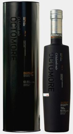 octomore - heavily peated