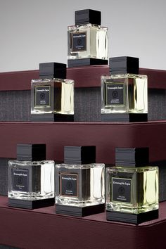 Take your senses on a journey with the Ermenegildo Zegna Essenze collection