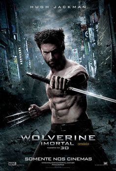 Wolverine - Imortal   Veja um pôster nacional exclusivo > Cinema   Omelete