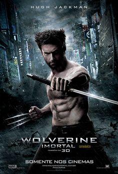Wolverine - Imortal | Veja um pôster nacional exclusivo > Cinema | Omelete