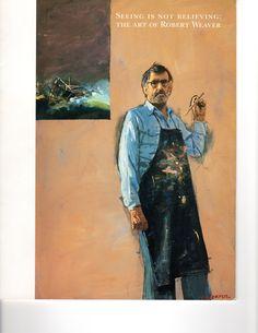 Seeing is not believing: The Art of Robert Weaver @ Norman Rockwell Museum