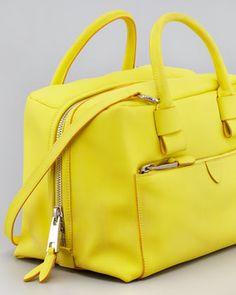 coach leather handbags outlet d7r0  Marc Jacobs Antonia Satchel Bag