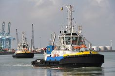 Towboats - © Port of Zeebrugge