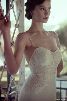 Flora Bridal 2014 Wedding Dresses - http://www.dailyweddingideas.com/wedding-ideas/flora-bridal-2014-wedding-dresses.html