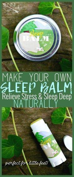 DIY Sleep Balm remedies baking soda remedies diy home remedies skin care remedies sore throat remedies treats Be Natural, Natural Healing, Natural Beauty, Clean Beauty, Natural Skin, Diy Beauty, Beauty Makeup, Natural Home Remedies, Herbal Remedies