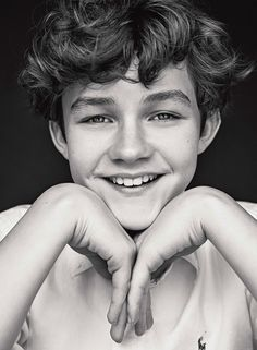 Pan Actor Levi Miller Poses for Evening Standard Shoot