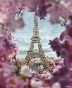 Torre Eiffel Paris, Paris Eiffel Tower, Beautiful Paris, I Love Paris, Paris France, France Europe, Paris In Spring, Paris Pictures, Paris Images