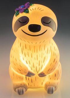 Homewares - Sloth Mini LED Light