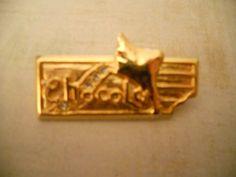 Sweet Chocolate Bar Brooch with Rhinestones  Great by RosieandZoe, $18.00