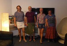 Stammtisch Kilt und Rock Ruhrgebiet trifft sich am 14. Juli 2017