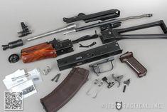 DIY AKS-74U Krink Build 01