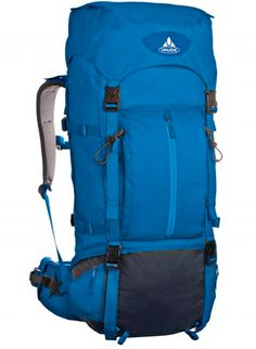 Vaude Terkum backpack. Choose from a 55, 65, or 75 liter pack.
