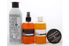 Orontas BikeCare Products Maintain Your Two-Wheeler #healthy trendhunter.com