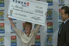 Michigan Woman Wins $310.5 Million Powerball Jackpot - Northern Michigan's News Leader
