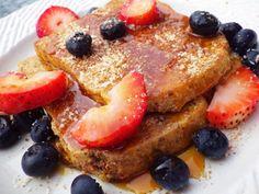 Incredible Paleo French Toast Recipe #paleo http://www.julianbakery.com/julian-bakerys-paleo-french-toast-recipe/