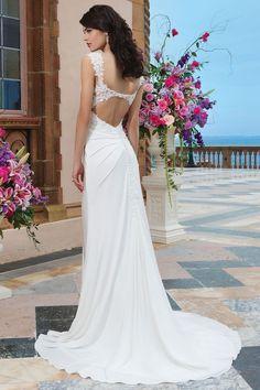 Sincerity 3829, $440 Size: 12 | Sample Wedding Dresses