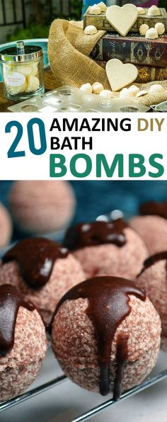 DIY projects, DIY bath bombs, DIY projects, natural beauty, homemade beauty…