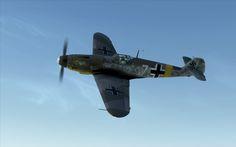 Olejnik's Bf-109F2 1/JG 3 1941