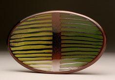 Daphne Hatcher   Platter Stripes