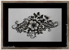 Картина панно рисунок Вырезание Из бумаги  Бумага фото 1