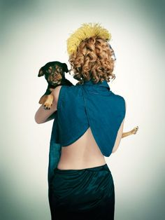 """Dog Days"": Kelly Shur for Paper Magazine"