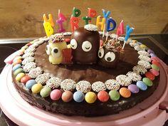 Vegan Chocolate, Chocolate Cake, Chocolate Chips, Bithday Cake, Cake & Co, Fancy Cakes, Yummy Cakes, Kids Meals, Sweet Treats