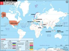 00000000000000Top Ten Richest Countries of the World