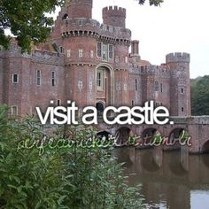 Before I Die Bucket Lists | before i die... | My Bucket List. Preferably the one they filmed HP at which btws is actually real!