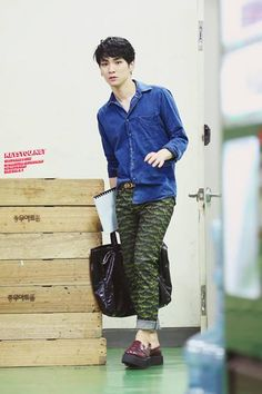 Love this outfit of Key :)