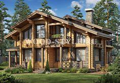 Проект дома «Шале»