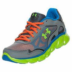 8064aa2b3f7b Boys  Preschool Under Armour Spine Vice Running Shoes
