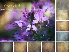 Speckled Fine Art Textures @creativework247