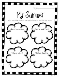 Writing Ideas, 2 FREE printable packets, and an Ellison diecut machine giveaway.