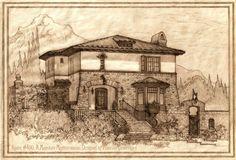 House #400, A Mountain Mediterranean by ~Built4ever on deviantART