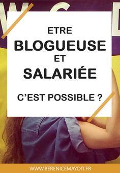 Etre blogueuse et salariée à temps plein - Conseils pour blogueuses