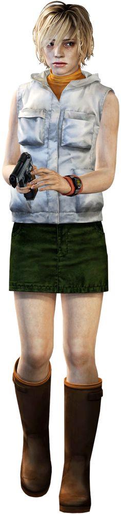 Anime Feet: Silent Hill: Heather Mason