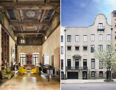 Mary-Kate Olsen and Olivier Sarkozy's $13.5 million love nest in NYC.