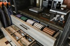 Beau If You Want Extra Protection For Your Ties And Sunglasses, Consider Tie And  Sunglass Drawers!
