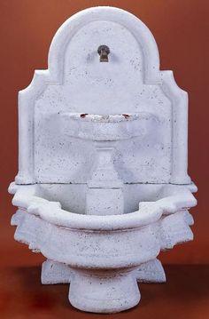 Foro Vesuvio Wall Fountain  1014