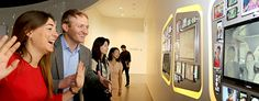 Exhibition of Samsung Innovation Museum