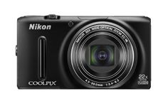 Nikon COOLPIX S9500 Wi-Fi Digital Camera with 22x Zoom and GPS (Black) - http://allgoodies.net/nikon-coolpix-s9500-wi-fi-digital-camera-with-22x-zoom-and-gps-black/