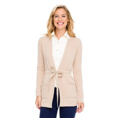 CHELSEA CASHMERE CARDIGAN IN OATMEAL   Every wardrobe needs a cardigan like this one. Perfectly proportioned, extraordinarily soft and luxurious. And oh-so-versatile: wear it in place of a jacket, instead of a coat