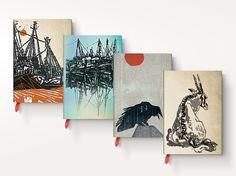 Paperblanks Alistair Bell Journal
