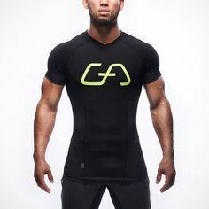 2016 New Arrival GYMShark Stringer T shirt Men Gymshark Bodybuilding and Fitness Men's Singlets Tank Shirts fitness Clothes