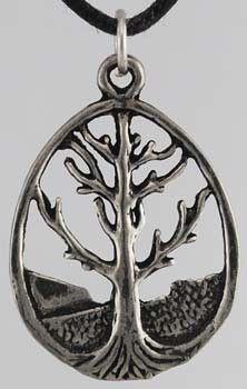#pagan #wicca #witchcraft #celtic #druid #tarot World Tree Amulet $4.95