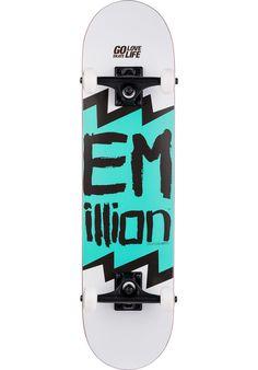 Titus DailyDeal: EMillion Thunder - titus-shop.com  #SkateboardComplete #Skateboard #titus #titusskateshop
